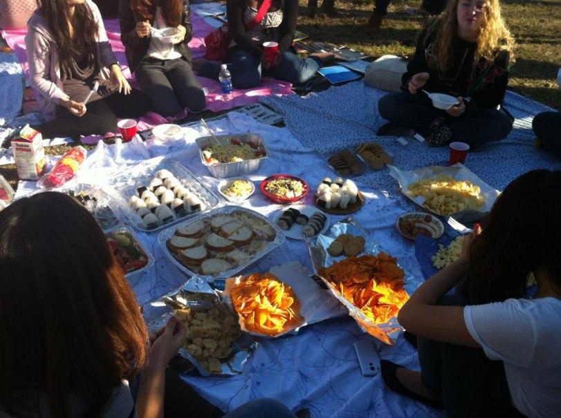 Japanese feast!