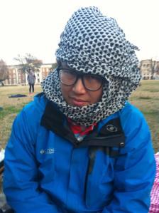 Sangtak (aka Santa) with his new turban