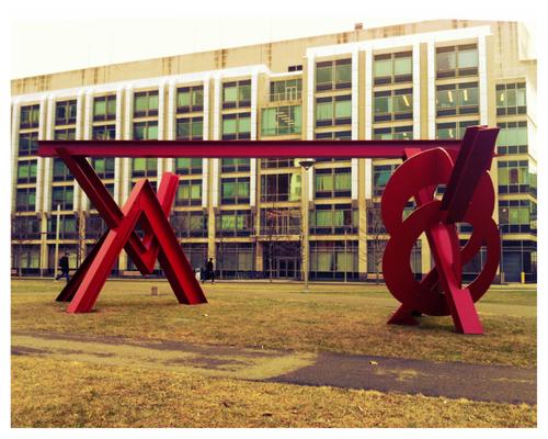 MIT sculpture