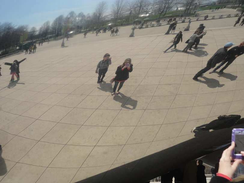Bean selfie