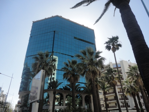 Casablanca office building