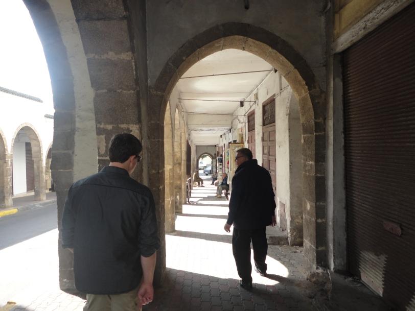 wandering the medina