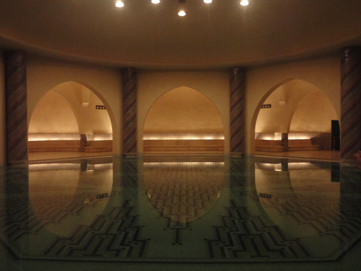 Getting Naked with Strangers: The Hammam Experience