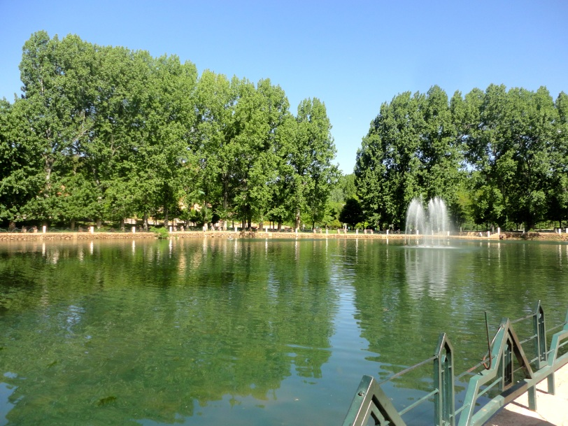 park in Ifrane
