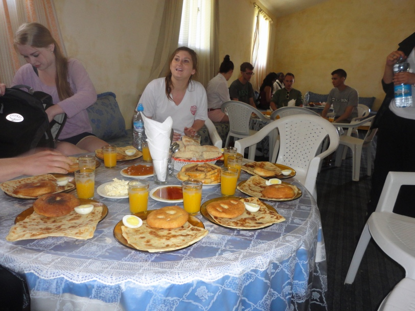 Berber breakfast
