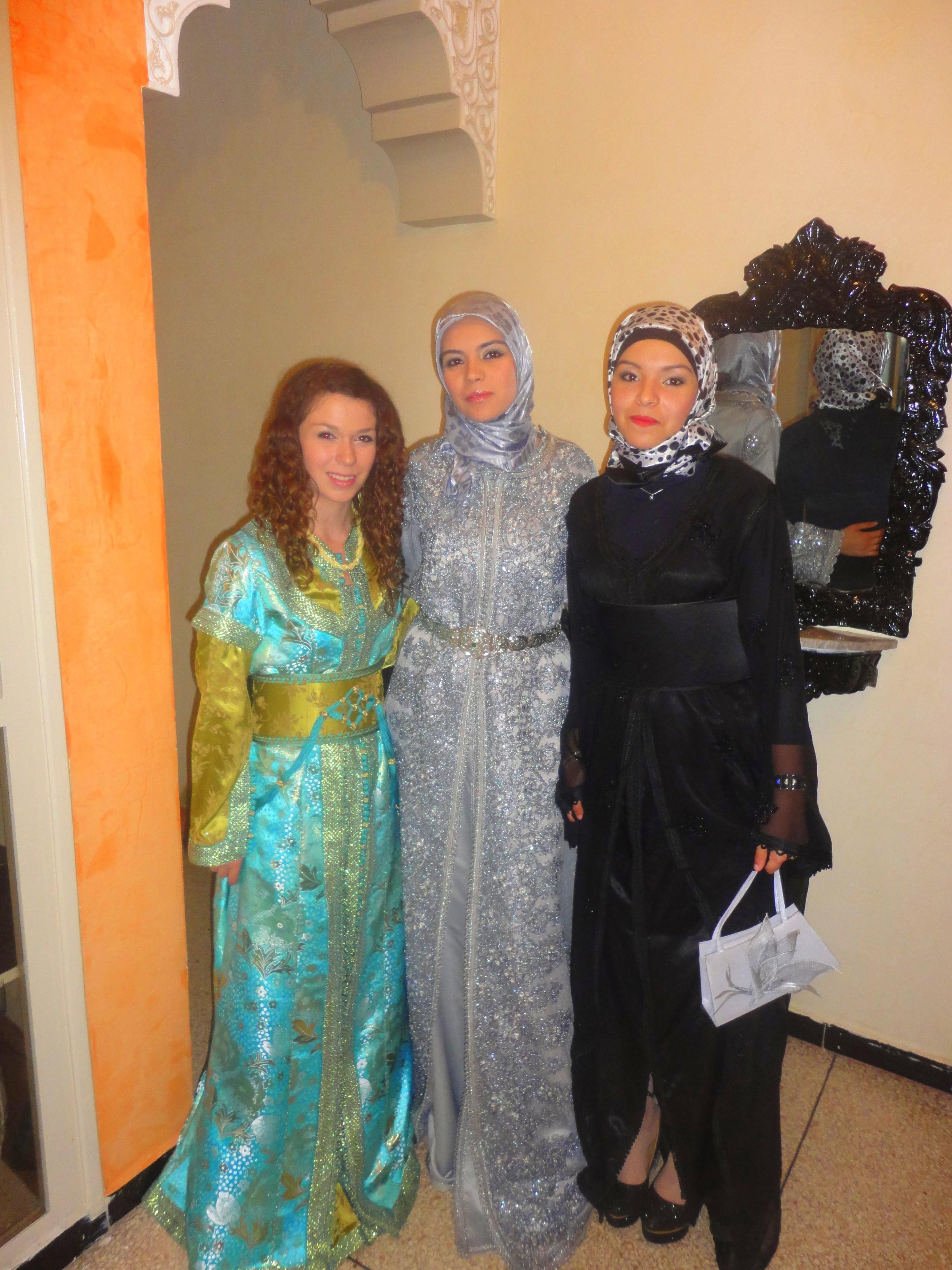 34252cf43a93 Upon Receiving an Invitation to a Moroccan Wedding