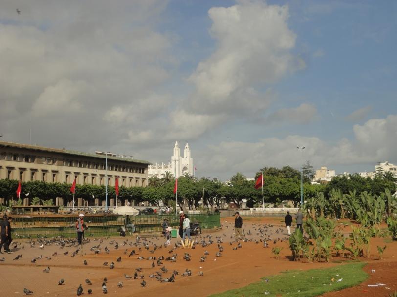 casablanca square