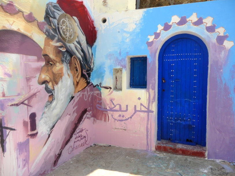 street art in Asilah