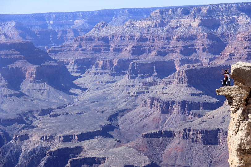 grand canyon daredevils