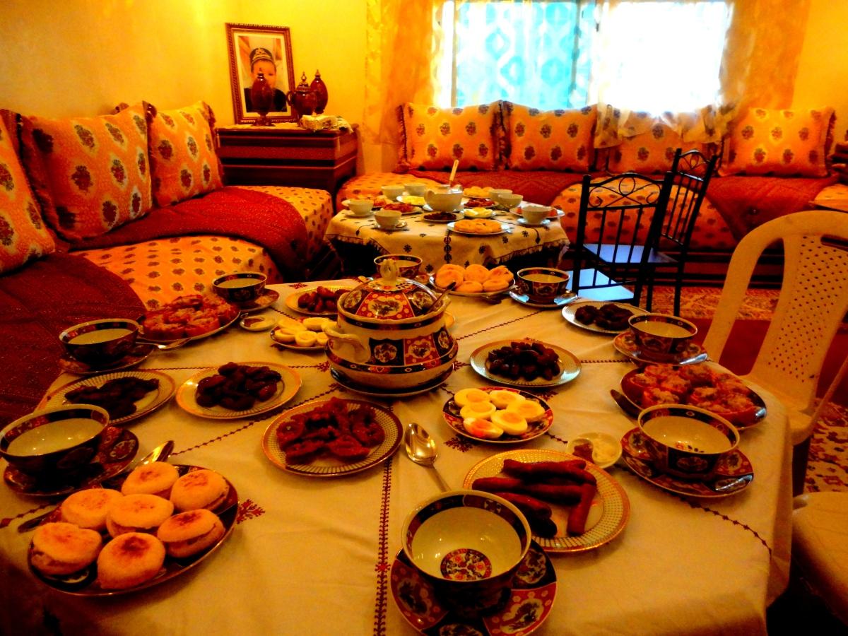 Experiencing Ramadan in Morocco as a Non-Muslim