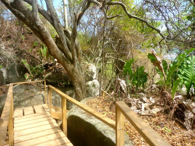 Tayrona stairs