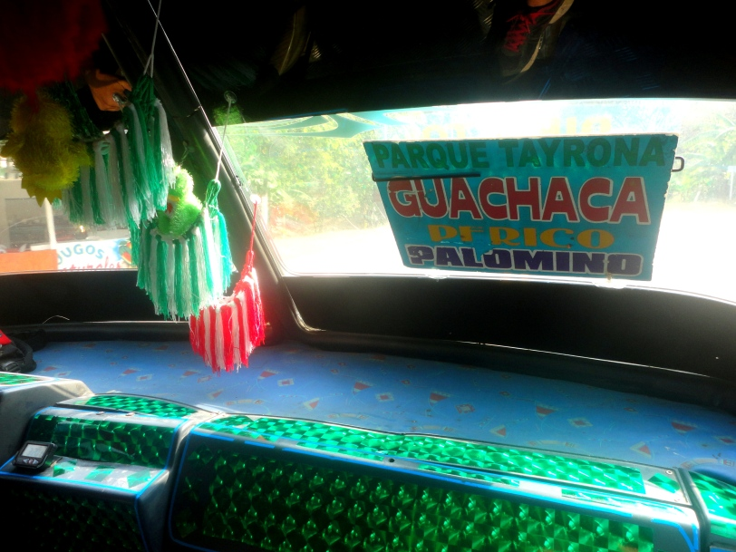 Colombian bus